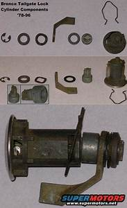 93 Bronco Tailgate Key Switch - 80-96 Ford Bronco Tech Support - 66-96 Ford Broncos