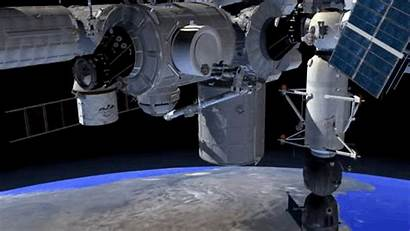 Space Station International Nasa Astronaut Beam Private