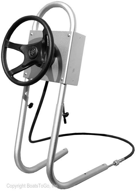 Small Boat Steering Wheel by Steering Frame For Dinghy Boat Tender Any