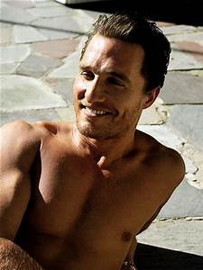 Matthew McConaughey Top 20 Actors With The Hottest Bodies