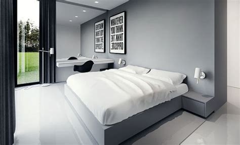 interior design black and white black and white interior design by tamizo architects Bedroom