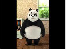 Pandabär mit zuviel Glühwein YouTube