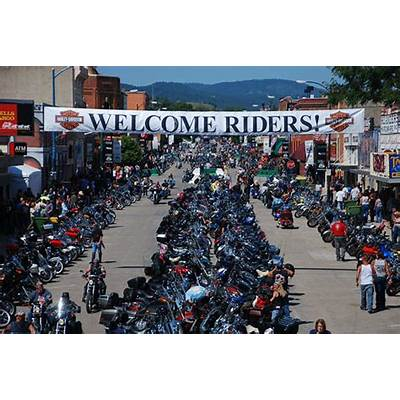 IN PICS: The annual Sturgis Motorcycle Rally - Rediff Getahead