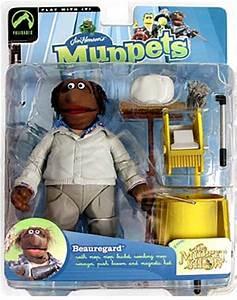Beauregard Action Figure - Muppet Wiki
