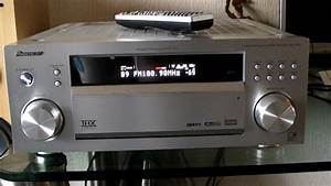 Pioneer Vsx-1015 Review