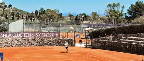 la manga club resort spain tennis   sun