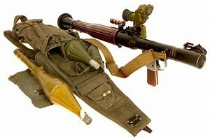 Deactivated Rpg-7 With Scope And Accessories
