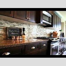 Diy Kitchen Backsplash Ideas  Youtube