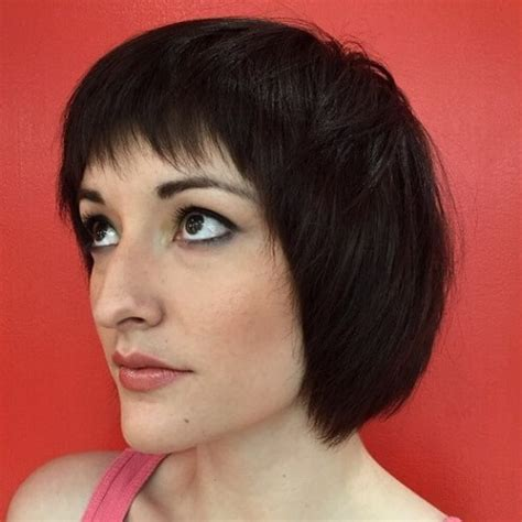 1950s Pageboy Hairstyle by In With The New Retro With These 50 Pageboy Haircuts