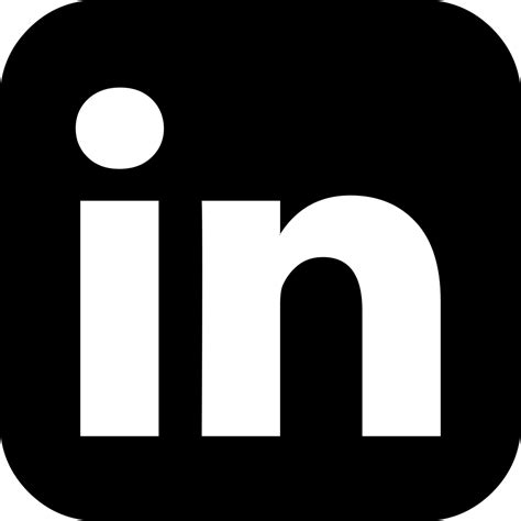Linkedin-square Svg Png Icon Free Download (#2759 ...
