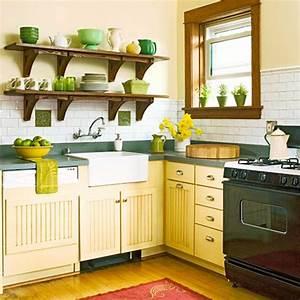 Schöne Küchen Bilder : neues design sehr sch ne gelbe einbau k chen modelle die ~ Michelbontemps.com Haus und Dekorationen