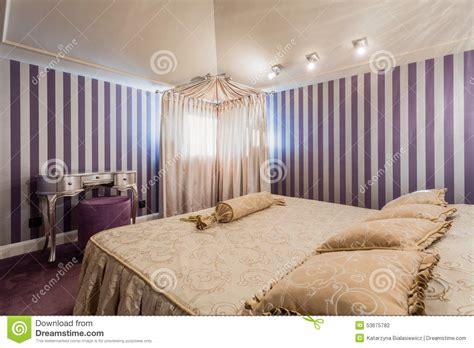 chambre a coucher baroque chambre à coucher baroque de type photo stock image