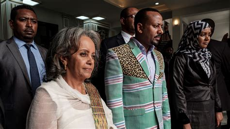 ethiopia appoints africas  female president world
