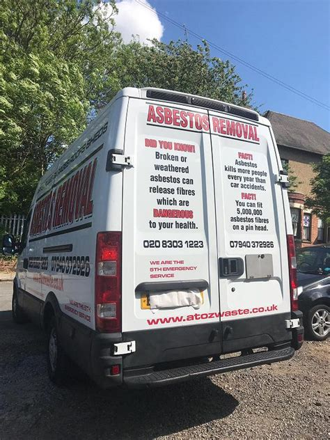 atoz waste recyclers gallery asbestos  waste removal