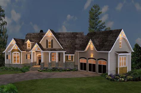 Home Plavon : Craftsman Style Home Floor Plan-bedrooms