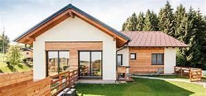 Fertighaus Bungalow Modern : referenz fertighaus bungalow e1 von pichler haus gleisdorf ~ Sanjose-hotels-ca.com Haus und Dekorationen
