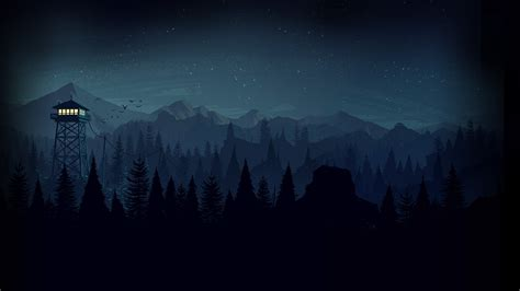 Firewatch Wallpapers 1920x1080 by Firewatch Hd Wallpaper Background Image 1920x1080 Id