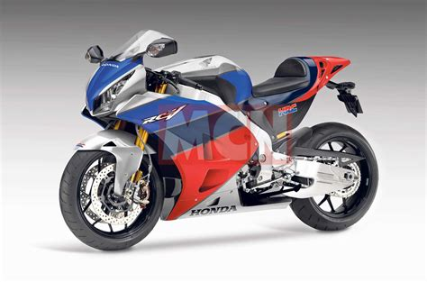 Honda's New V4 Superbike Is Taking Shape For 2019