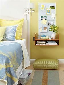 Bedroom nightstand ideas fun and functional alternatives for Bedroom nightstand ideas