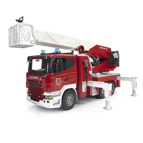 ou acheter siege auto camion nacelle pompier scania bruder king jouet