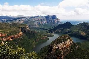 Blyde River Canyon África do Sul Lugares Fantásticos