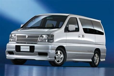 Nissan Elgrand Backgrounds by Used Nissan Elgrand Review 1997 2014 Carsguide
