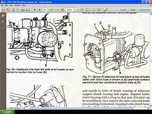 Massey Ferguson Mf1010 1020 Workshop Service Manuals For Mf 1010 Tractor Repair