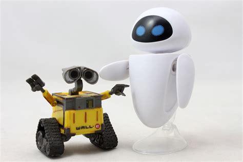 Free Shipping Eve Eva Wall E Robot Wall E Pvc Action