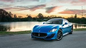Maserati Granturismo Blue Hd Wallpapers Download Hd