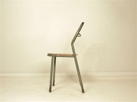 chaise mallet chaise refectoire metal dans le gout de mallet