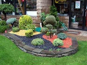 Home garden ideas stone garden ideas for Stone garden ideas pictures