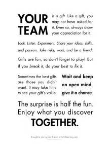 Team Quotes About Appreciation