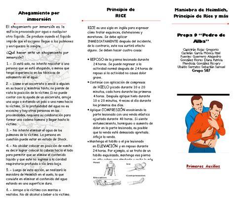 triptico sobre la respiracion triptico sobre la respiracion educaci 243 n f 237 sica