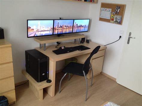 meuble bureau informatique ikea ikea meuble ordinateur