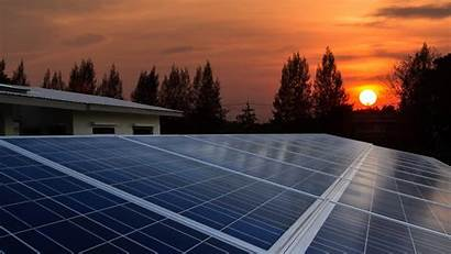 Solar Energy Panels Wallpapers Electric Solutions Wallpaperplay