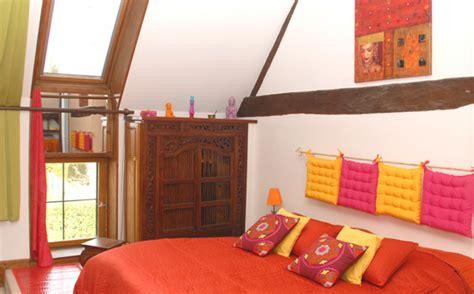 chambre style hindou chambre quot hindou quot les hirondelles villa de vacances