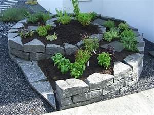 Hang Bepflanzen Bodendecker : steingarten hang anlegen m belideen ~ Lizthompson.info Haus und Dekorationen