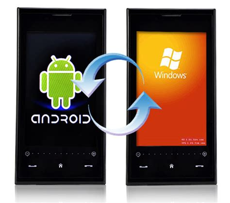 who makes android how to make your android phone look like windows phone