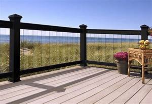 The Most Popular Modern Deck Railing Reviews — Doherty House