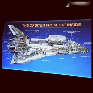 Endeavor  Interior Diagram