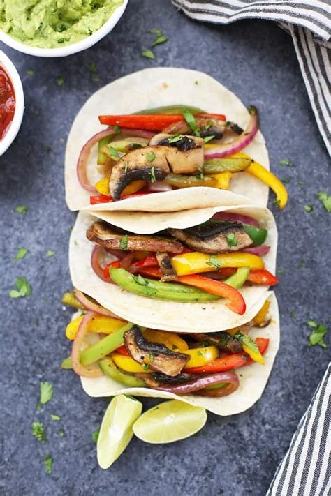 ten tasty fajita recipes mantitlement