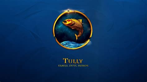 game  thrones house tully wallpaper allwallpaperin