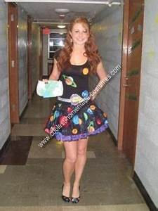 Coolest Homemade Ms. Frizzle Costume | Kitschy and Quirky ...