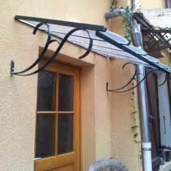 auvent de porte marquise en fer forg 233 grande jardin j annonce