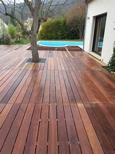 Terrasse En Ipe : terrasse ipe 12 var et bois ~ Premium-room.com Idées de Décoration