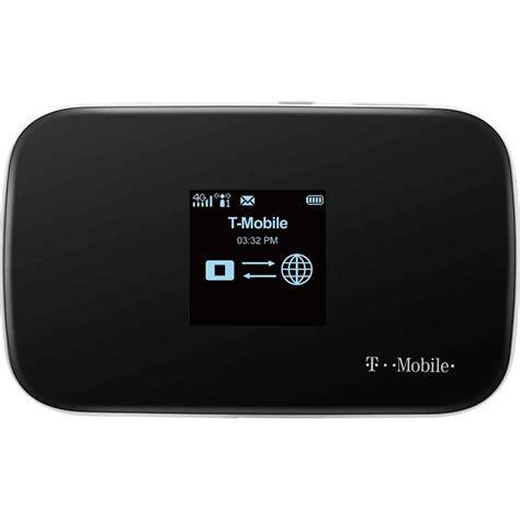 Mobile Hotspot by T Mobile Mf64 Hotspot Z64 Prepaid Mobile Hotspot