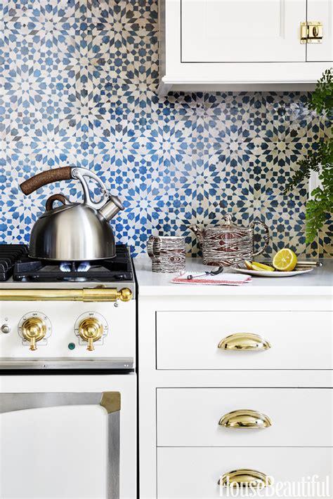 washable wallpaper for kitchen backsplash wallpaper kitchen backsplash roundup the wallpaper