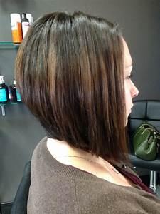 Long Inverted Bob Haircut 2013