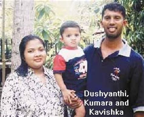 srilankan cricketers wives