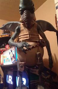 Life Sized Star Wars Watto Pepsi Statue